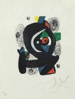 Joan Miró, La mélodie acide 31