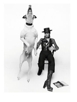 Terry O'Neill, David Bowie, Diamond Dogs