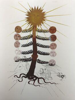 Salvador Dalí, Flordali (10 Lithograph)
