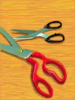 David Hockney, Double Portrait