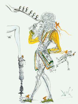 Salvador Dalí, Dali Illustrates Casanova
