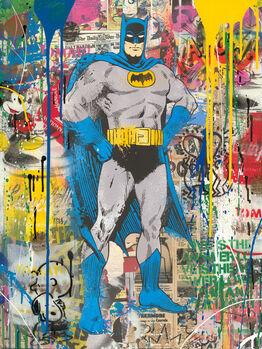 Mr. Brainwash, Batman