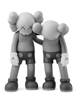 KAWS, ALONG THE WAY (GREY)