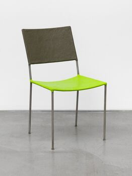 Franz West, Künstlerstuhl (Artist's Chair)