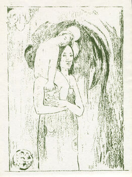 Paul Gauguin, La Orana Maria