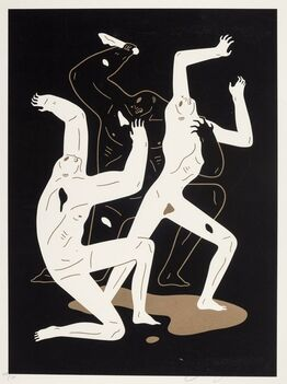 Cleon Peterson, Heathens (Black)