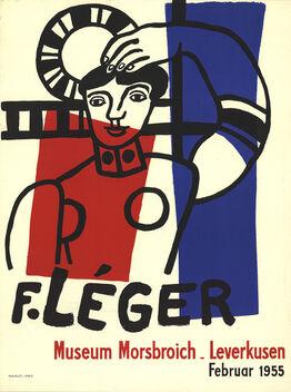Fernand Léger, Museum Morsbroich