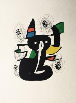 Joan Miró, La mélodie acide 1214