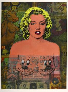 Ron English, Marilyn Comic