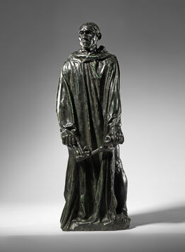 Auguste Rodin, Jeanne d'Aire , Burgher of Calais