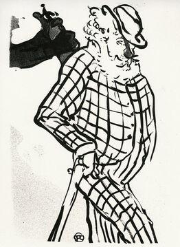 Henri de Toulouse-Lautrec, Chanteur Américain