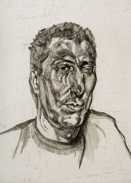 Lucian Freud, Head of Ali