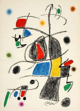 Joan Miró, Maravillas #1069