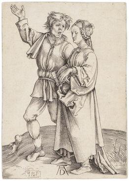 Albrecht Dürer, Rustic Couple