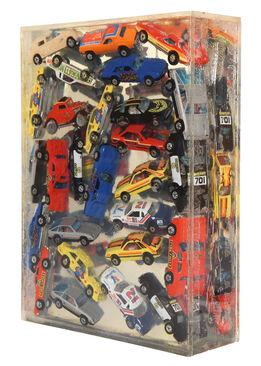 Arman, Car Accumulation