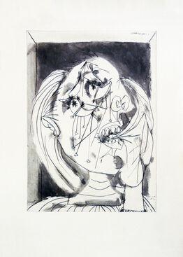 Pablo Picasso, La Femme qui pleure. III