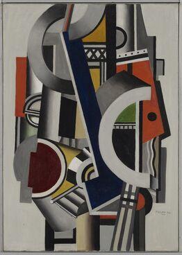Fernand Léger, Eléments mécaniques (Mechanical Elements)