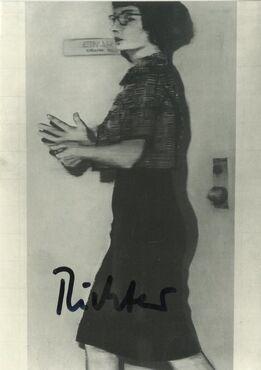 Gerhard Richter, Sekretarin (1964) - Hand Signed