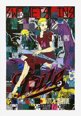 FAILE, SWEET SINS BROOKLYN