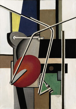 Fernand Léger, Élément méchanique