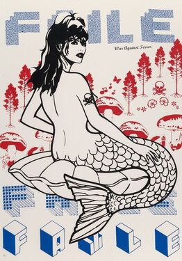 FAILE, Mermaid (War Against Terror)