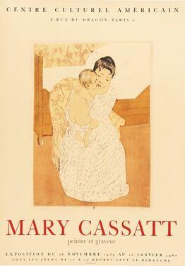 Mary Cassatt, Mary Cassatt, Peintre et Graveur, Centre Culturel Americain