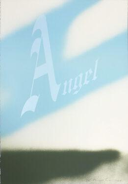 Ed Ruscha, Angel
