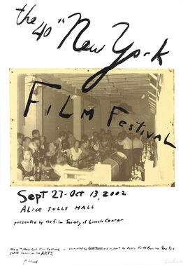 Julian Schnabel, The 40th New York Film Festival