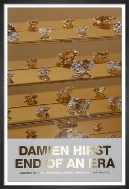 Damien Hirst, End Of An Era Signed Poster