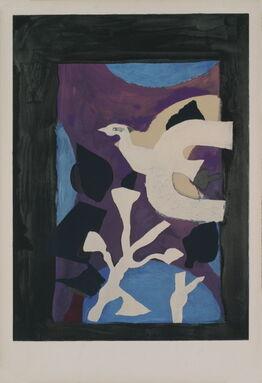 Georges Braque, Oiseau et Lotus