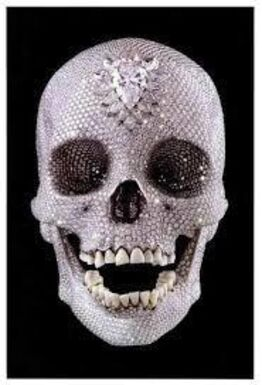 Damien Hirst, For The Love of God