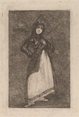 Francisco de Goya, Maja