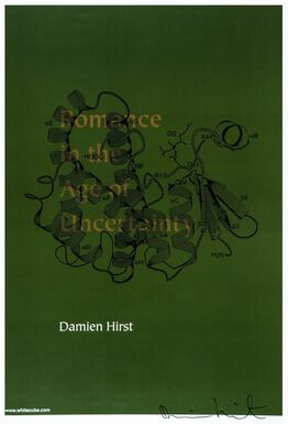Damien Hirst, Romance in the Age of Uncertainty (Signed)