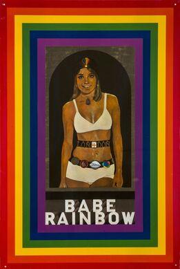 Peter Blake, Babe Rainbow