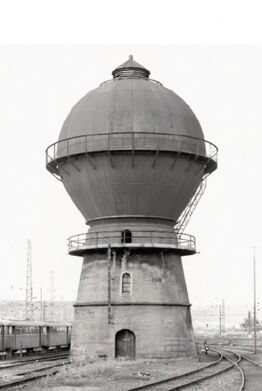 Bernd and Hilla Becher, Wassertürme (Water Towers)