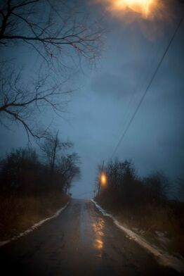 Todd Hido, #11385-1746 (from: Selections From A Survey - Khrystyna's World)
