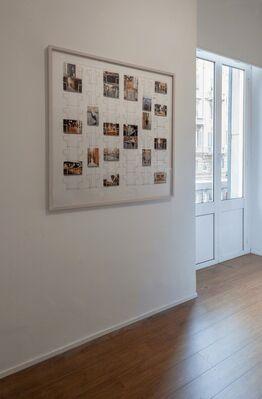 MATTEO NEGRI | PIANO PIANO, installation view