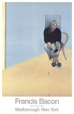 Francis Bacon, Seated Man