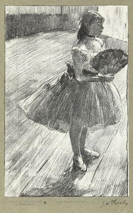 George-William Thornley, Petit Danseuse à l'Éventail