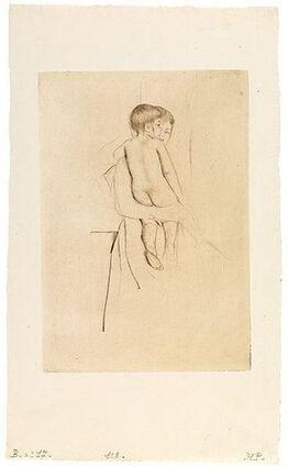 Mary Cassatt, Baby's Back