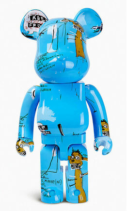 Jean-Michel Basquiat, Basquiat Bearbrick 1000% (Basquiat BE@RBRICK)