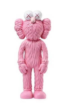 KAWS, BFF (Pink)