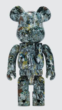 Jackson Pollock, Jackson Pollock Bearbrick 400% Companion (Jackson Pollock BE@RBRICK)