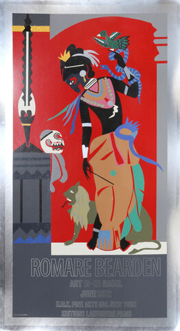 Romare Bearden, Odysseus: Circe (Exhibition)