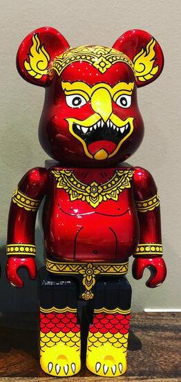 BE@RBRICK, Garuda Bearbrick 2000%