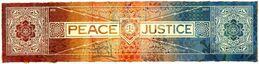 Shepard Fairey, Peace & Justice