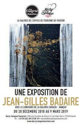 Jean-Gilles Badaire, installation view