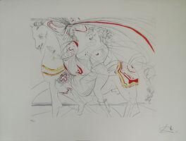 """Salvador Dalí, '""""Nacimiento de venus""""', 1979"""