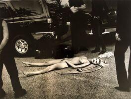 Helmut Newton, 'Cyberwoman 2', 2000