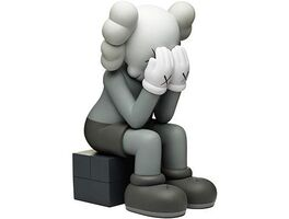 KAWS, 'Passing Through Grey', 2013